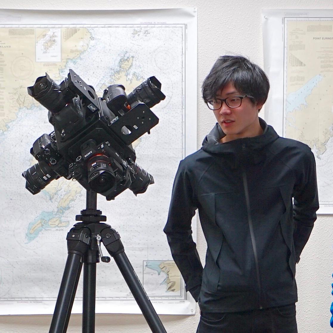 TDKオーロラプロジェクト(世界最高解像度でのオーロラ360°映像の撮影)に映像クリエイターとして参加