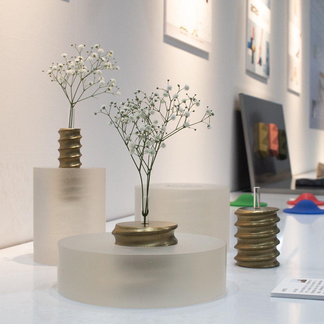 高本 夏実さん、「富山デザインウェーブ2018」にて作品展示!
