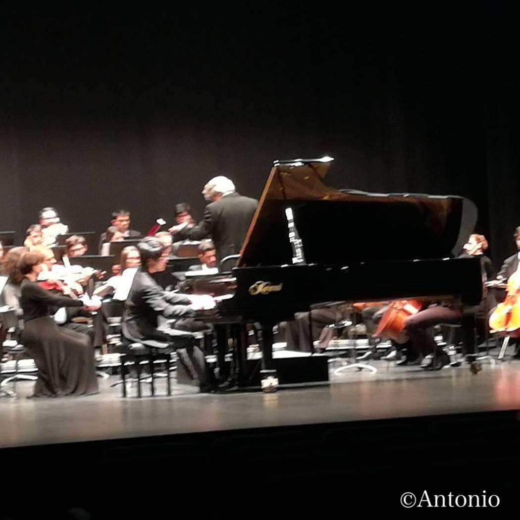 黒田 哲平さん、国際ピアノコンクールで1位受賞!