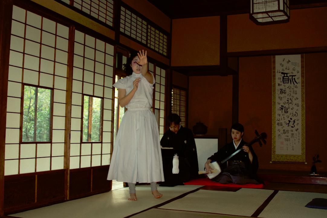 山道弥栄自主企画#02『大蛇-義太夫とコンテンポラリーダンスによる-』