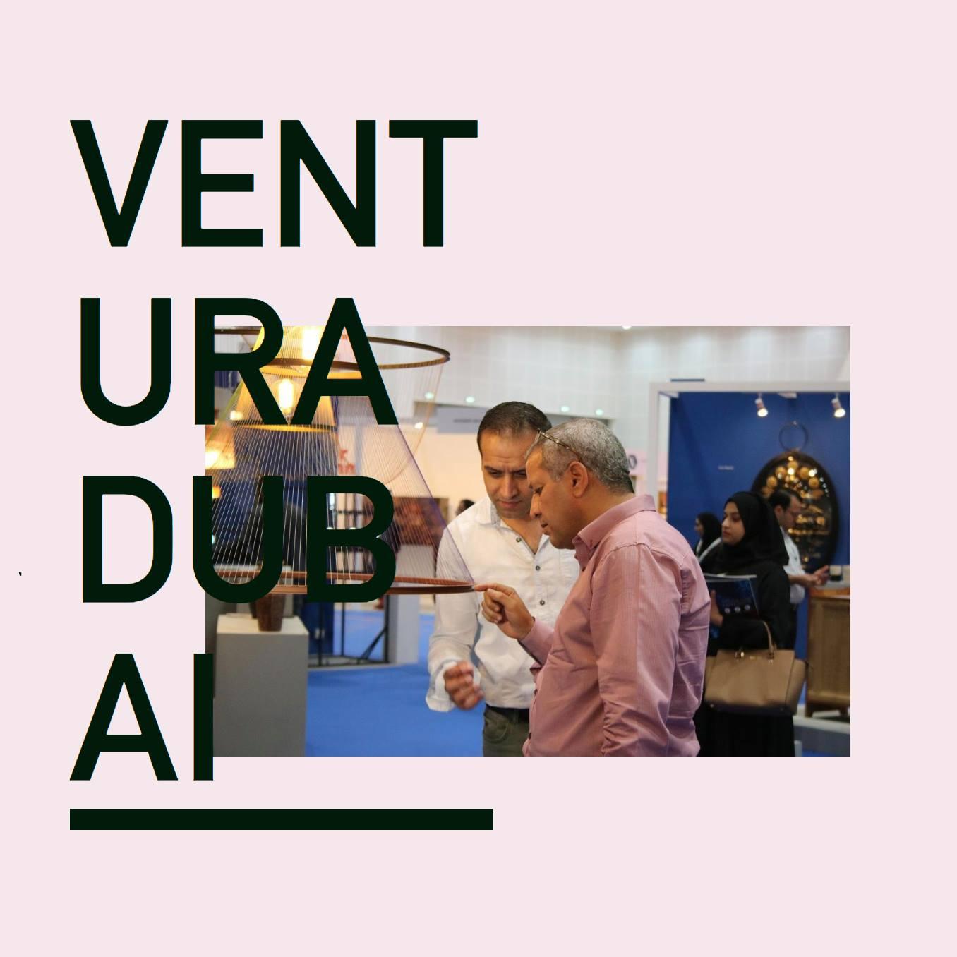 高本 夏実さん、Ventura Dubai 2019に出展!