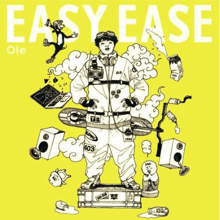 澁谷 武さん、ラッパー『Ole』としての1stミニアルバムをリリース!