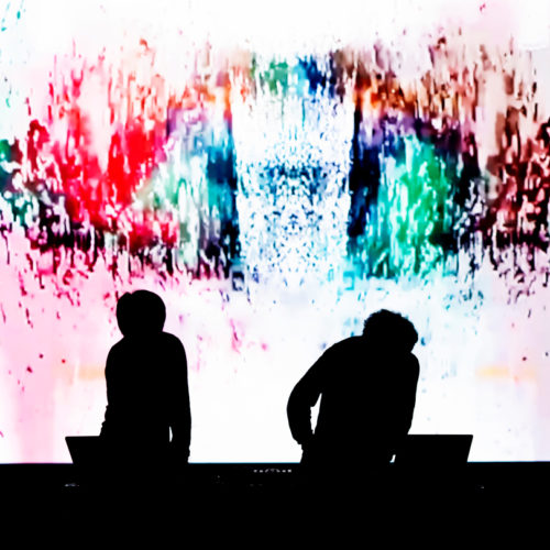 1.Fragments (feat. MÖSHI) – 1e1 / 2.Transposon – D+D + [Kenichiro Hiro & Julan Tsuda]