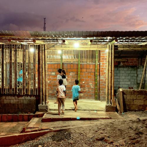 チャマンガで工房を建てる