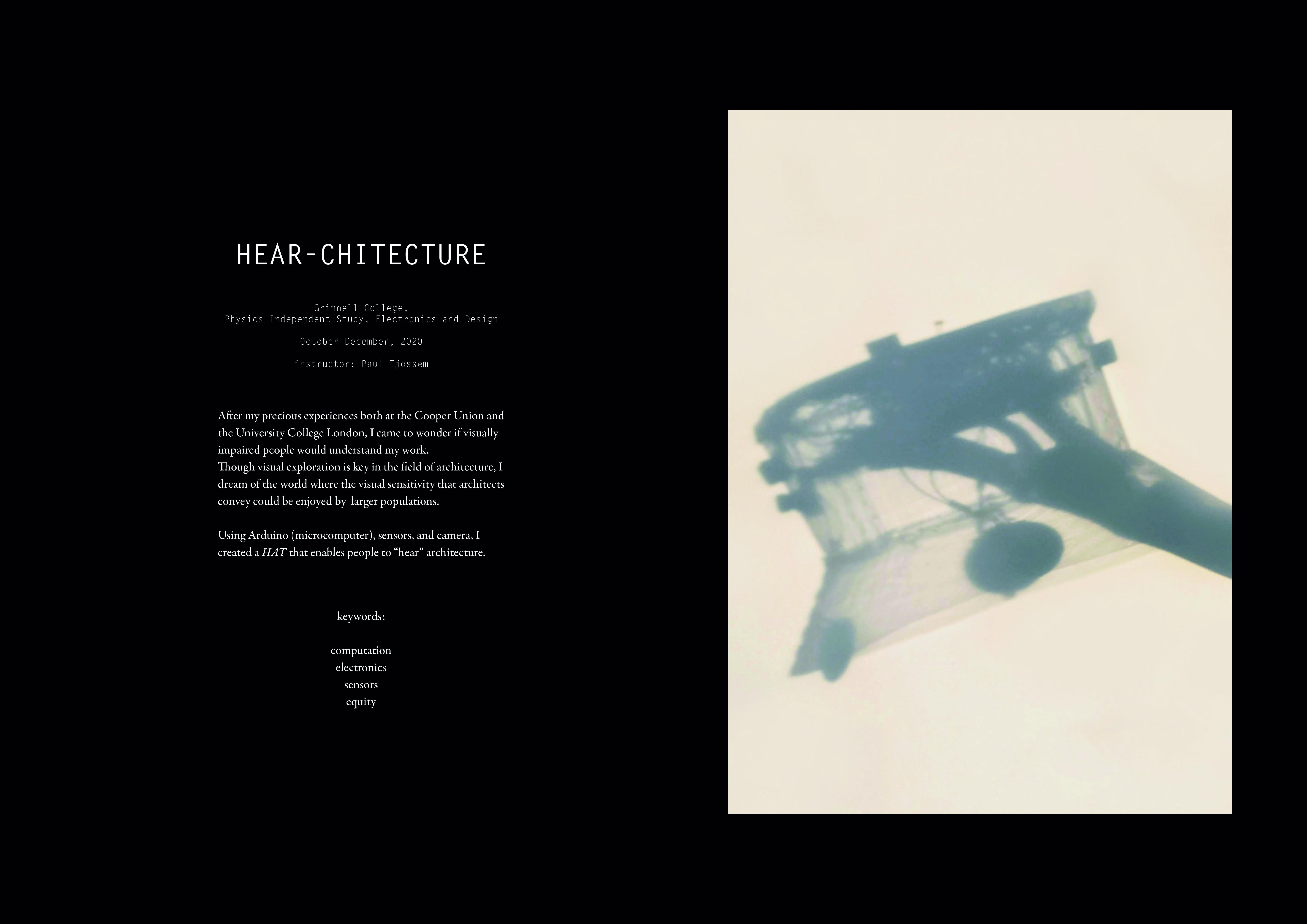 HEAR-CHITECTURE